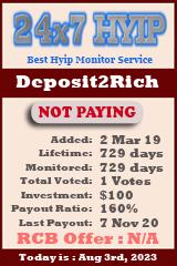 ссылка на мониторинг http://24x7hyip.com/?a=details&lid=6798